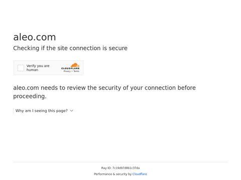 Aleo.pl - elektroniczny przetarg