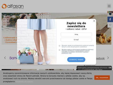 Alfasan.pl botki damskie skórzane