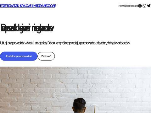Alan-przeprowadzki.pl zagraniczne