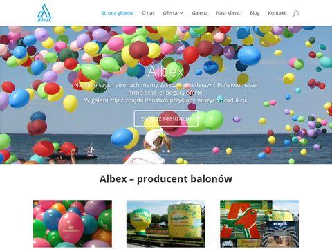 Albex - kubki reklamowe
