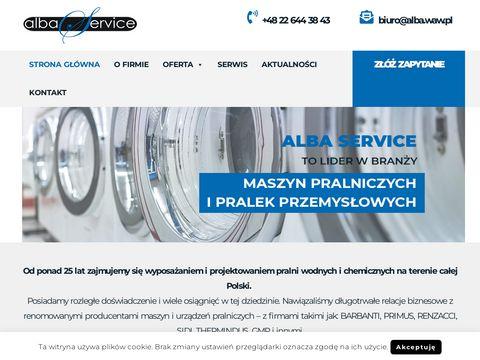 Alba Service maszyny pralnicze