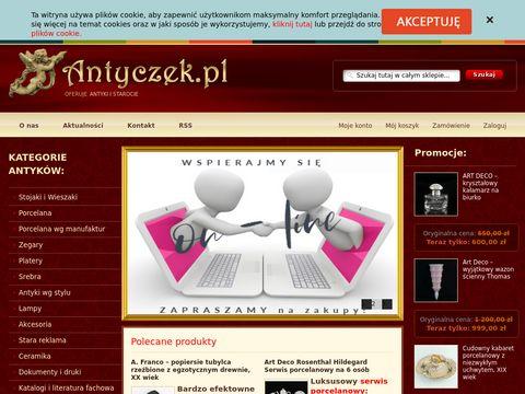 Antyczek.pl - tradycja i klasa