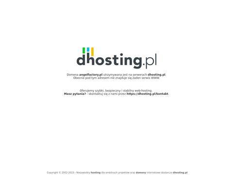 Angelfactory.pl - zabiegi z osocza