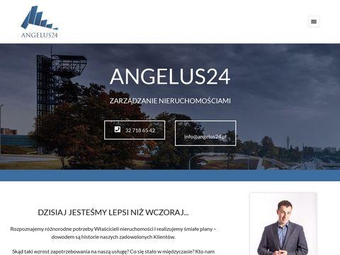 Angelus24.pl zarządca nieruchomości