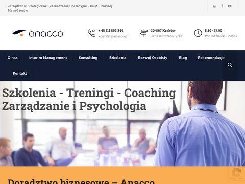 Anacco.pl - premiowanie pracowników