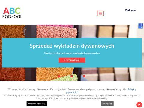 Abc-podlogi.eu sprzedaż wykładzin