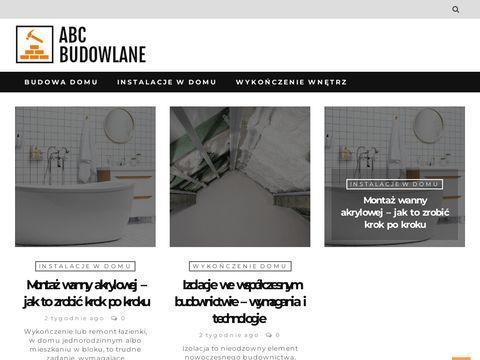 Abcbudowlane.pl