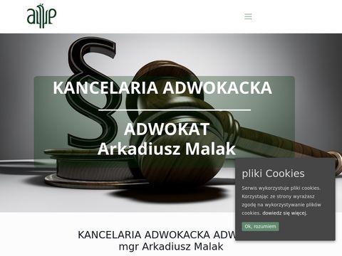 Adwokat-malak.pl adwokaci