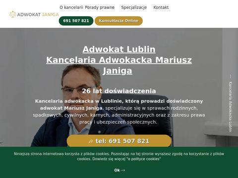 Adwokatjaniga.pl kancelaria