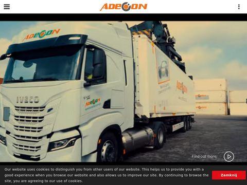 Adecon.pl - towar z Chin