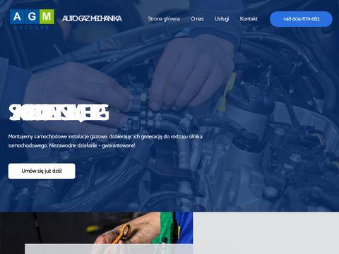 Agm.waw.pl instalacje gazowe