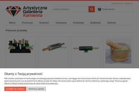 Agk.istore.pl - sklep z kamieniami