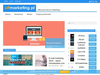Affmarketing.pl - programy partnerskie