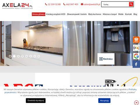 Axela urządzenia AGD małopolskie