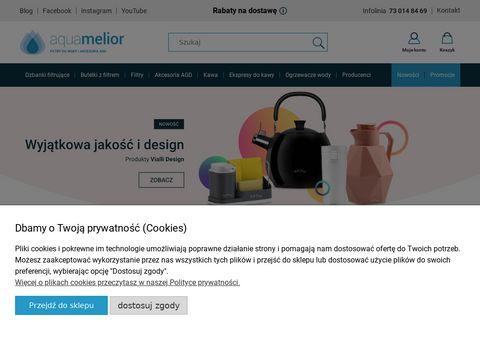 Aquamelior.pl wkłady do filtrów