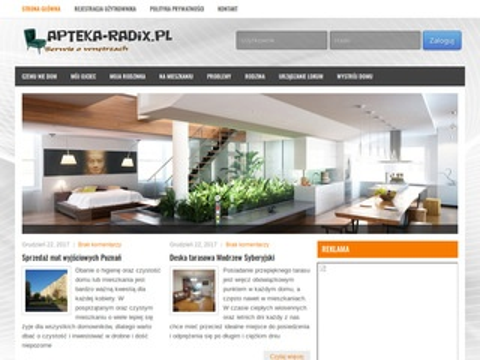 Radix - apteka internetowa