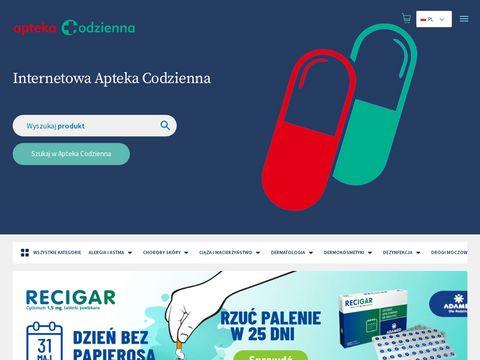 Aptekacodzienna.pl kosmetyki Vichy Radom