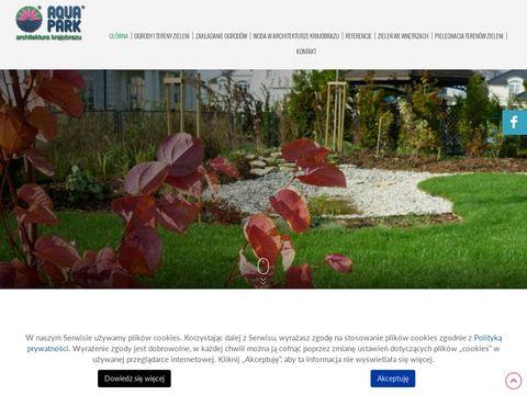 Apark.com.pl pielęgnacja ogrodów Warszawa