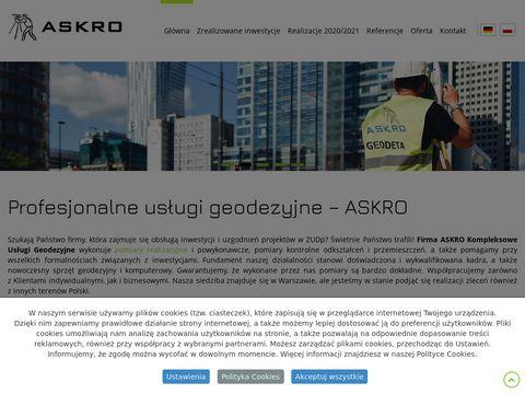 Askro.pl geodezja
