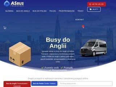 Asbus-transport.pl do Anglii
