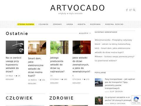 Artvocado.pl zobacz jak nauczać czytania