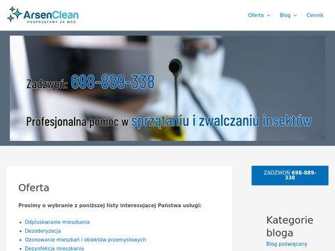 Arsen-lodz.com.pl dezynsekcja