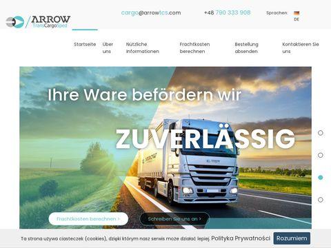 Arrowtcs.com spedycja