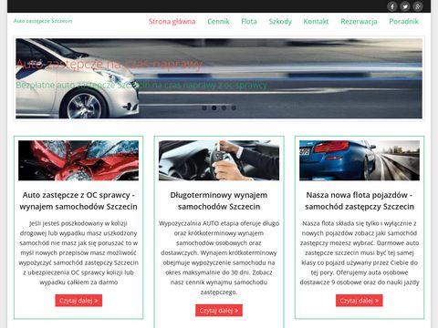 Auto-zastepcze.info samochód zastępczy