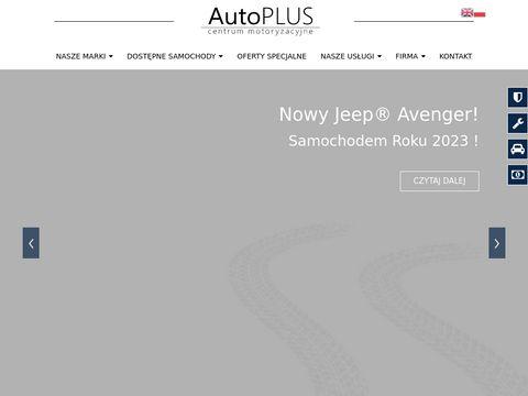 Autoplus.com.pl Jeep serwis Trójmiasto