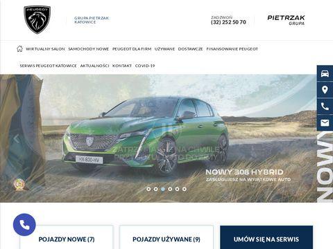 Autodealer.pl Peugeot Katowice