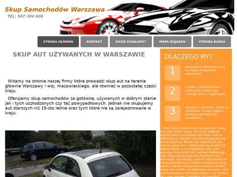 Autoefect.com - skup samochodów Warszawa