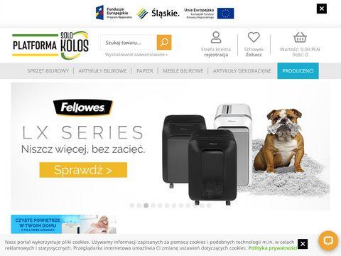 NiszczarkaIdeal.pl - do biura