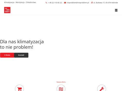 Nieproblem.pl montaż Klimatyzacji