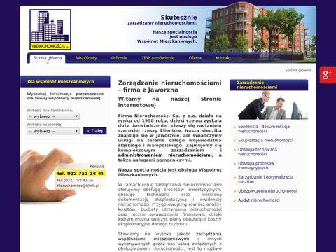 Nieruchomości sp. z o. o. wspólnota mieszkaniowa