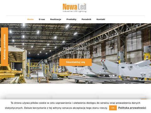 Nowaled.pl wymiana oświetlenia