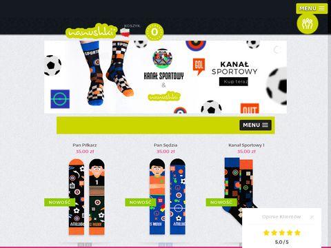 Nanushki.com sklep ze skarpetkami