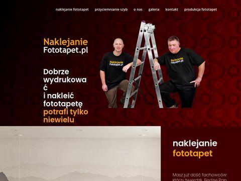 Naklejaniefototapet.pl