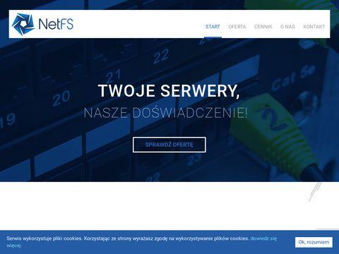 Netfs.pl administracja serwerami Linux
