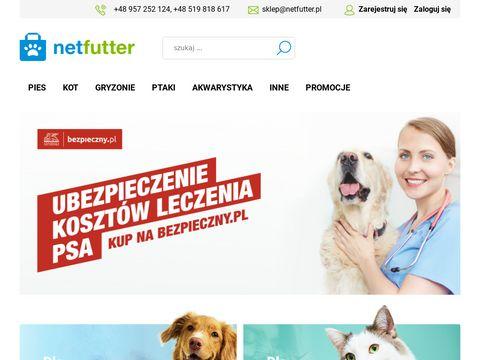Netfutter.pl - jedzenie dla psa i kota