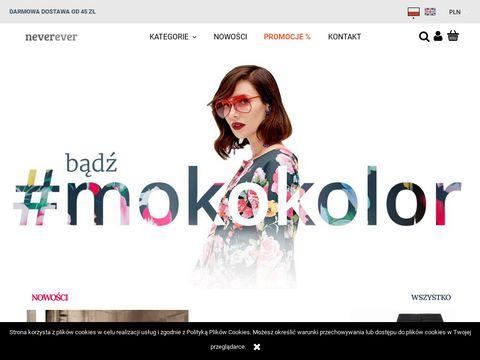 Never Ever poleca - Strona o modzie