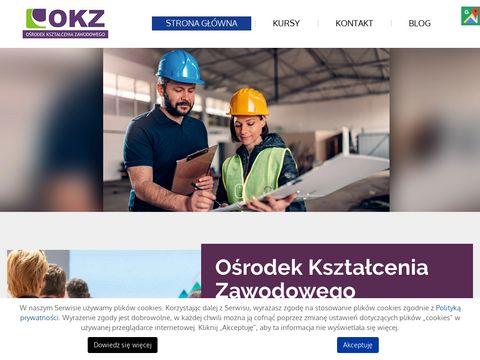 Okz.wloclawek.pl kurs pierwszej pomocy