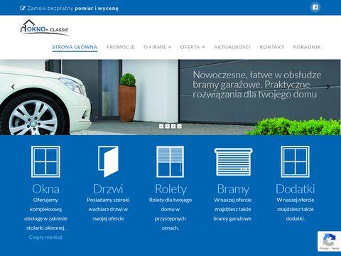 Okno-classic.pl - okna Kraków