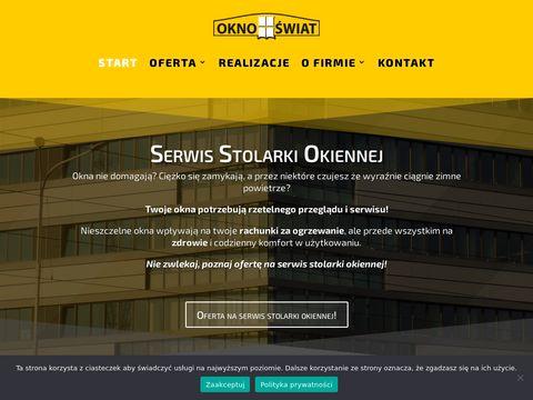 Oknoswiat.pl okna PCV