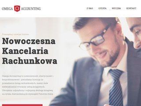 Omega Accounting tanie biuro rachunkowe