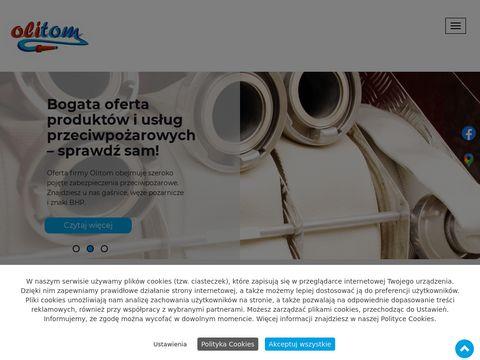 Olitom.pl zabezpieczenia przejść