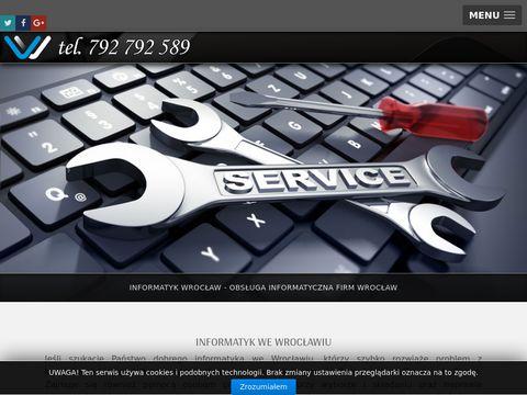 Obsluga-informatyczna.com.pl uslugi it