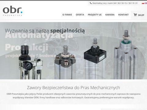 Obrpneumatyka.pl przemysłowa