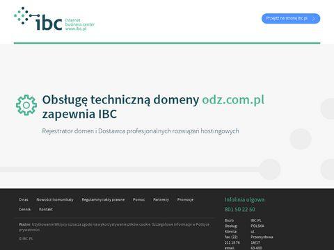 Odz.com.pl szkolenia ppoż