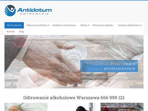 Odtrucie.warszawa.pl