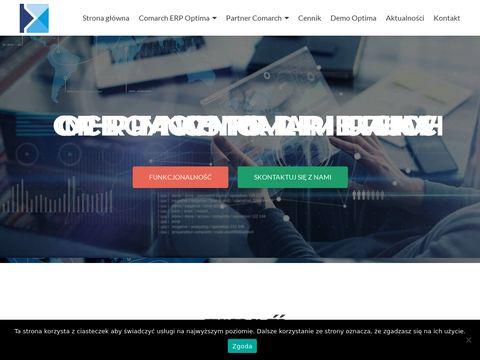 Optima-poznan.pl nowoczesne oprogramowanie dla firm